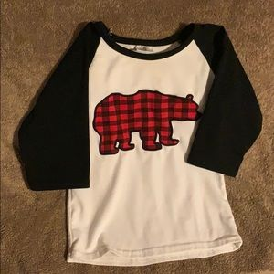 Other - Boutique toddler boys shirt